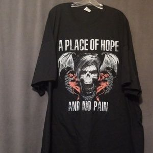 Unisex Hope and No Pain